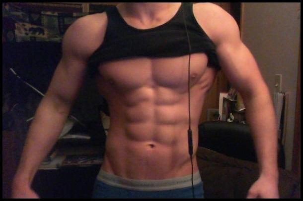Muscular body type - nutrition - muskultura.mk