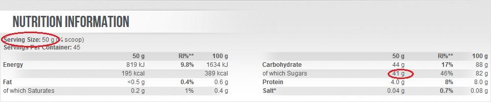 Гејнери полни со шеќер