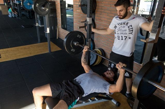 Вежбање со тежини